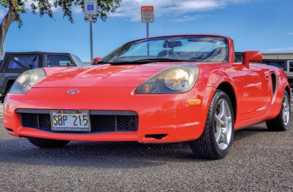 2001 Toyota Mr2 Spyder Convertible For Sale In Honolulu Hi Offerup