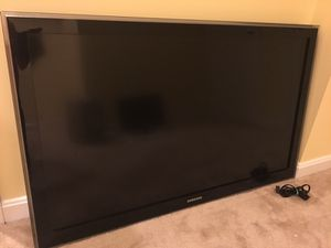 "Samsung 46"" LED HDTV for Sale in Gaithersburg, MD"