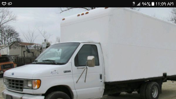 97 Ford E350 Diesel Engine Automatic For Sale In Vernon