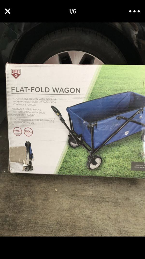 quest flat fold wagon for sale in newhall ca offerup offerup