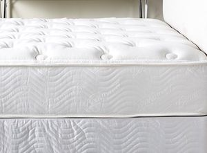 W Hotels Plush Top Queen Size Mattress and box spring for Sale in Austin, TX