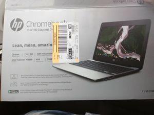 "HP Chromebook 11.6"" HD diagonal display for Sale in Sacramento, CA"
