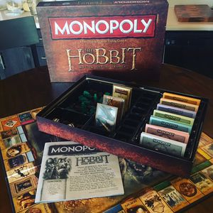 "BRAND NEW ""The Hobbit"" Monopoly for Sale in Denver, CO"