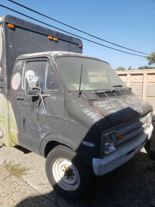 Dodge Box Van, 1974 Dodge Van for Sale in San Jose, CA - OfferUp