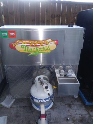 Hot dog cart for Sale in Tampa, FL