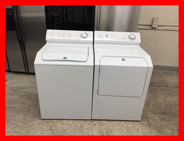 Maytag Atlantis Oversize Top Load Washer And Dryer