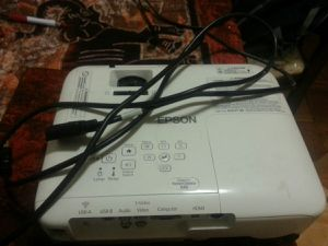 ESPON LCD PROJECTOR H801A for Sale in Washington, DC