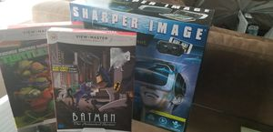 Sharper Image VR headset with VR movies for Sale in Washington, DC