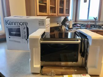 Kenmore Toaster Oven Thumbnail
