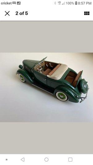 Photo Franklin Mint 1938 Ford