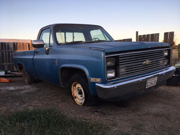 89 chevy 1500 parts