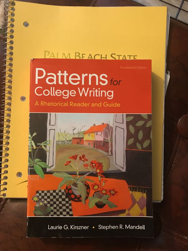 Patterns for College Writing for Sale in Lake Worth FL OfferUp Enchanting Patterns For College Writing