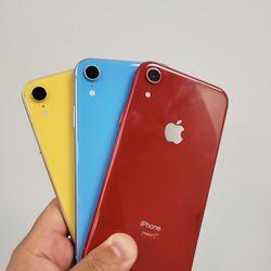 iPhone XR 64gb Factory Unlocked  Thumbnail