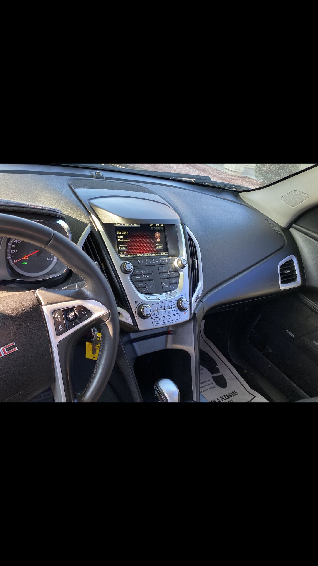 2014 GMC Terrain AWD Regular title, 4 cylinders, cold a/c, very clean interior, navigation system, back up camera, bluethoot, all wheel drive, 167k m