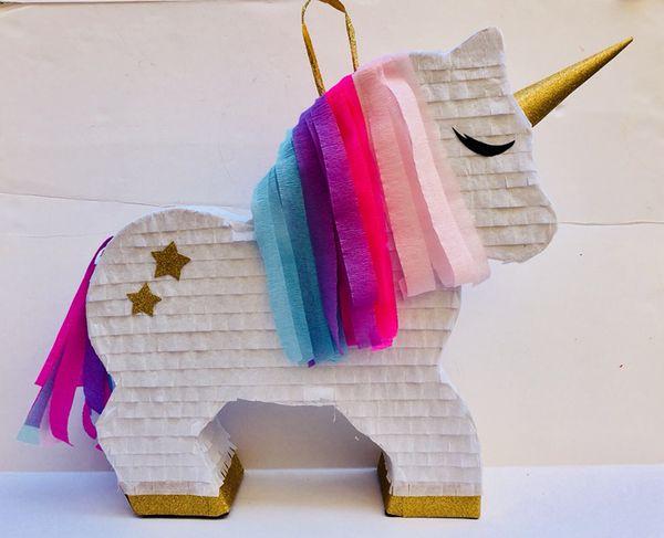 Unicorn Pinata Pi 241 Ata Unicornio For Sale In Miami Fl