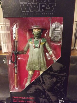 Black series Star Wars figure for Sale in Gaithersburg, MD