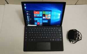 SURFACE PRO 4 : Intel Core i7-6650u/8GB RAM/256GB SSD and WARRANTY [$600 Firm Price] for Sale in undefined