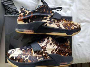 Nike KD longhorns for Sale in Chesterfield, VA