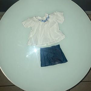 American Girl Doll Outfit - Mini Skirt Set for Sale in Orlando, FL