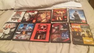 Dvd movies great condition for Sale in Snow Camp, NC