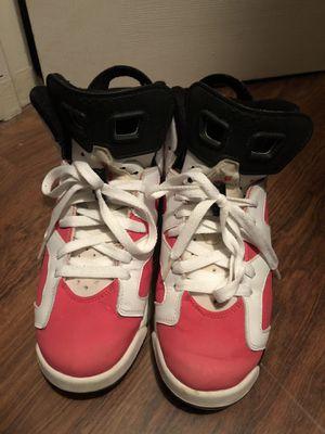 080d453afdaa Nike Air Jordan Retro 6 VI Size 7Y 384665-161 for Sale in Fairfield