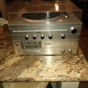 Sanyo Stereo System for Sale in Whitestown, IN