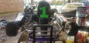 Photo Go kart Margay racing