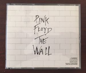 Pink Floyd The wall 2 cds for Sale in Baltimore, MD