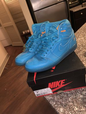 "d7b574b106b3 Nike AIR JORDAN Gatorade ""COOL BLUE"" for Sale in Lubbock"