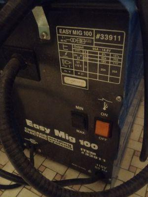Chicago Electric EZ Mig 100 Welder for Sale in Salt Lake City, UT