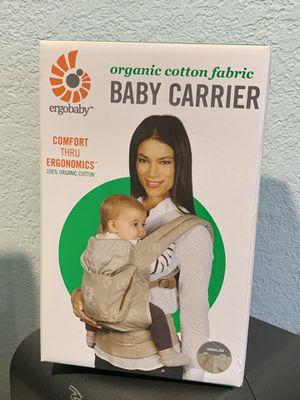 ergobaby organic baby carrier dandelion