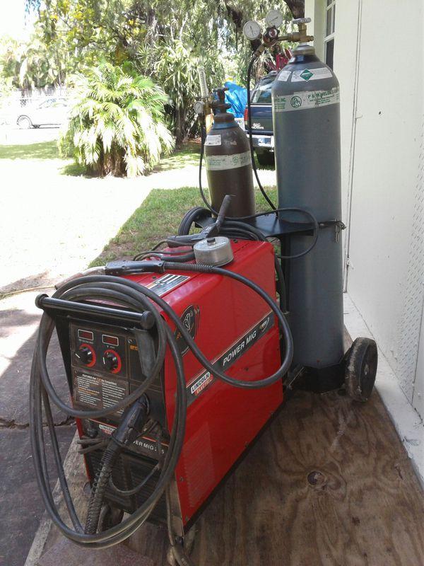 Welder Lincoln power mig 255 for Sale in Miami, FL - OfferUp