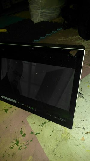 Microsoft surface pro with stylus and battery charger for Sale in Baltimore, MD