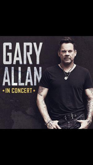 Gary Allan in Wendover January 11 for Sale in Lehi, UT