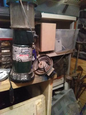 Lantern and burner for Sale in Tampa, FL