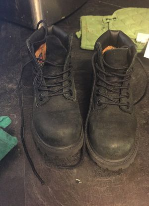 Timberland boot size 9 for Sale in Denver, CO