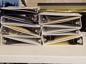 Binders for Sale in Boyds, MD