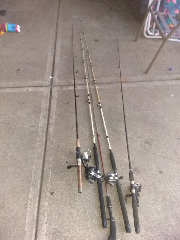 New and Used Fishing rod for Sale in Cleveland, OH - OfferUp