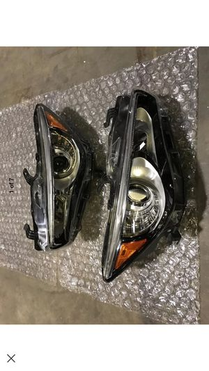 Infiniti Q50 headlights brand new oem for Sale in Columbia, MD