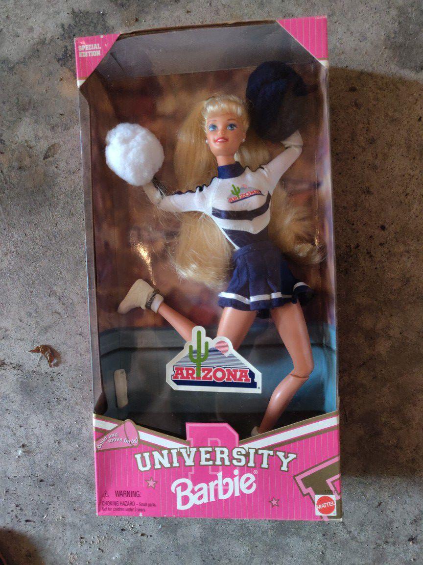 University of Arizona collector Barbie
