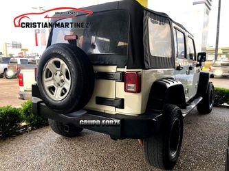 Jeep wrangler 2007 Thumbnail
