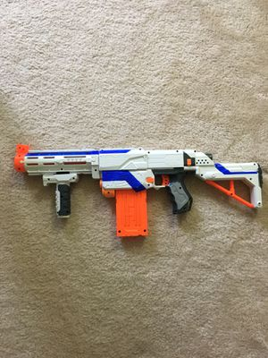 Nerf retaliator blaster for Sale in Falls Church, VA