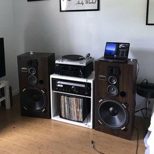 pioneer cs-d9900 loudspeakers for Sale in Orlando, FL