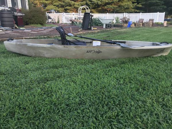2018 Ascend 10t Sit On Top Kayak For Sale In Little Creek