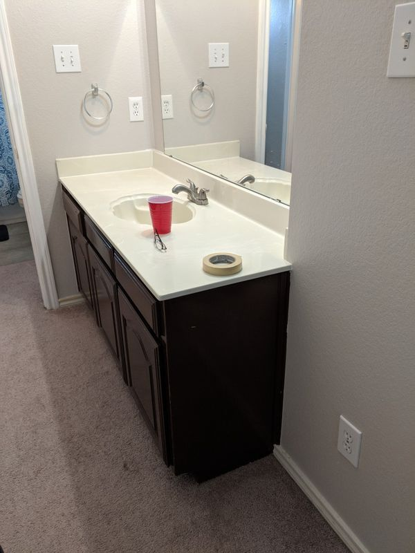 bathroom vanity se habla espaol household in fort worth tx offerup