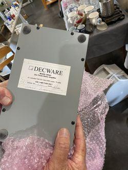 Decware Amplifier Thumbnail