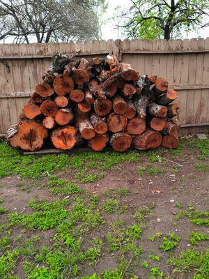 Photo Mesquite wood different prices