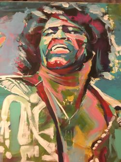James Brown Painting Thumbnail