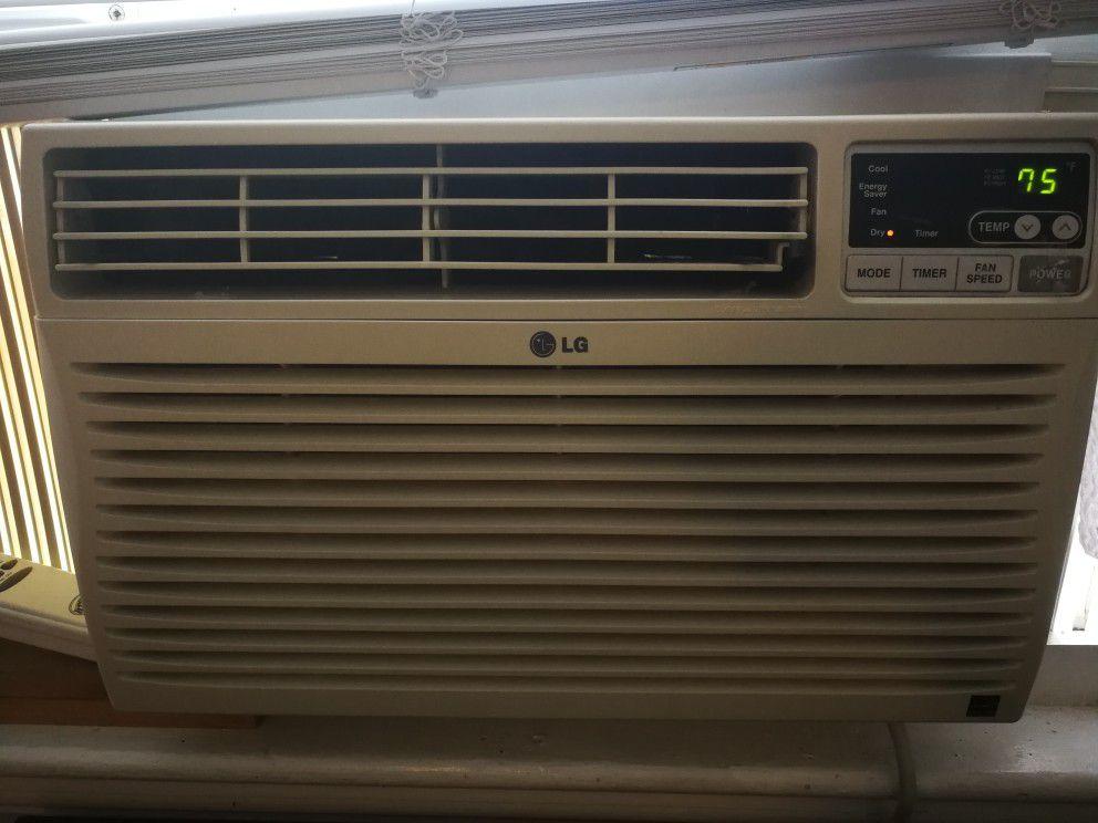 LG window AC 12000btu