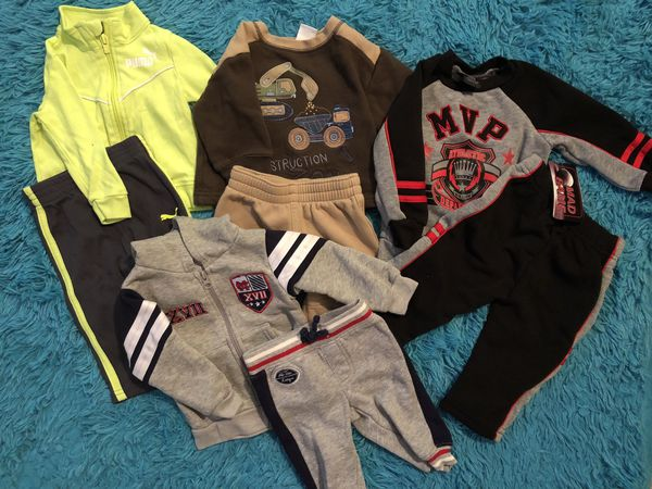 d340d03d4a20 Baby Boy Active Wear Set size (3-6 months) for Sale in San Diego
